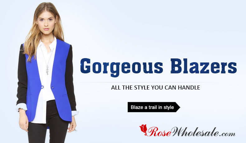 Gorgeous Blazers: ALL THE STYLE YOU CAN HANDLE