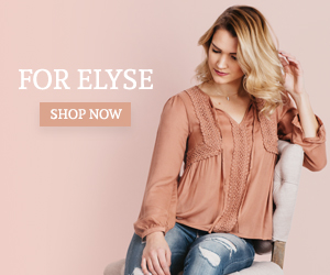 FOR ELYSE TOPS, SPRING, BLOUSES
