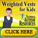 autism weighted vests