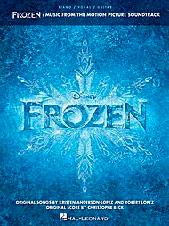 'Frozen' Sheet Music