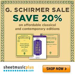 Sheet Music Plus Sale