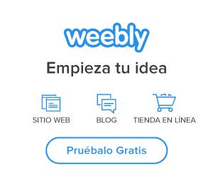 Weebly es la forma más sencilla de crear un sitio web, una tienda o un blog