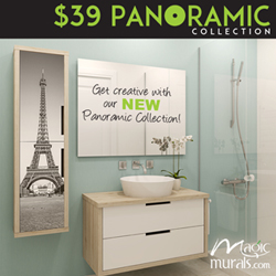Amazing Panoramic Murals - Only $39 - From MagicMurals.com!