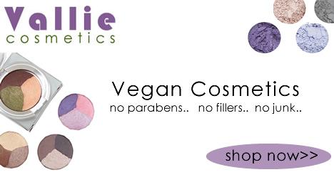 Vallie Cosmetics Pure vegan makeup