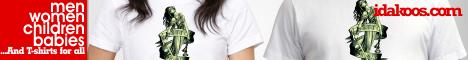 Men, Women, Children, Babies. T-Shirts for All