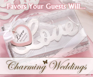 Charming Wedding Favors