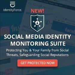 Social Media Identity Monitoring
