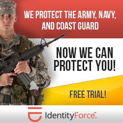 IdentityForce ID Theft Protection