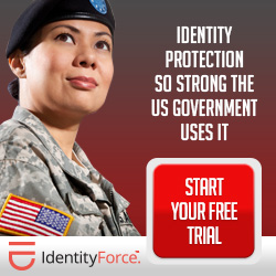 Government Used Identity theft Protection