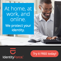 At home, work, and online. We prtect your identity