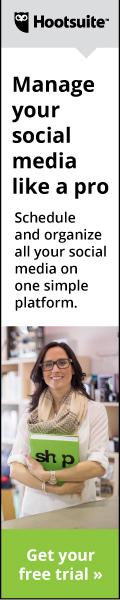 HootSuite Social Media Management for Business.