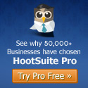 Social networking pros use HootSuite.