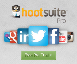 HootSuite - Social Media Management System