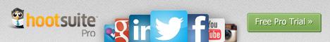 HootSuite Pro - Social Media Management System
