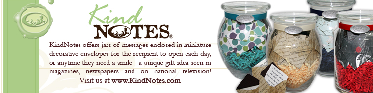KindNotes Unique Gift Idea