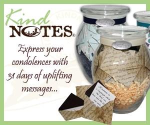 KindNotes Sympathy Condolence Gifts