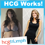 Lose Weight With HCG Triumph Today!