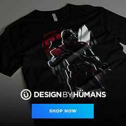 Shop Star Wars Fallen Order apparel at DesignByHumans.com