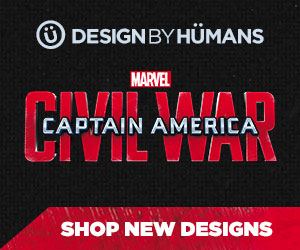 Banner - Captain America Civil War - 300x250