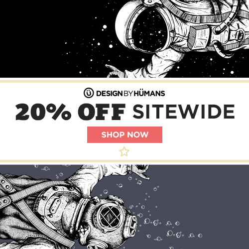 Save 20% off sitewide with coupon code: DEEP.