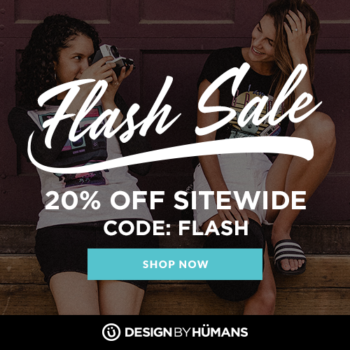 Save 20% off sitewide with coupon code: FLASH.