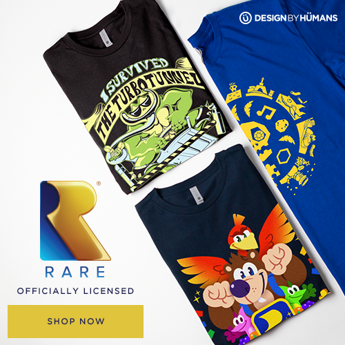 Shop Rare licensed apparel at DesignByHumans.com