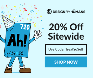 Save 20% off sitewide with coupon code: TreatYoSelf. Valid 12/25/16-12/26/16.