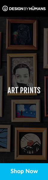 Shop framed and non-framed  art prints at DesignByHumans.com.