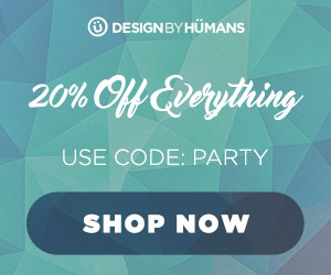 Get 20% off sitewide with coupon code: PARTY.