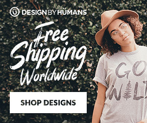 Free worldwide shipping on apparel. No code required.