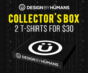 Banner - DBH Collector's Box (Subscription Box) w/ Pricing - 300 x 250