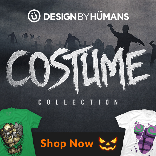 Save 10% off all costumed themed tees with coupon code: MYCOSTUME. No minimum spend required.