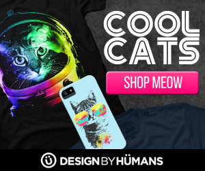 Cool Cats - 300x250