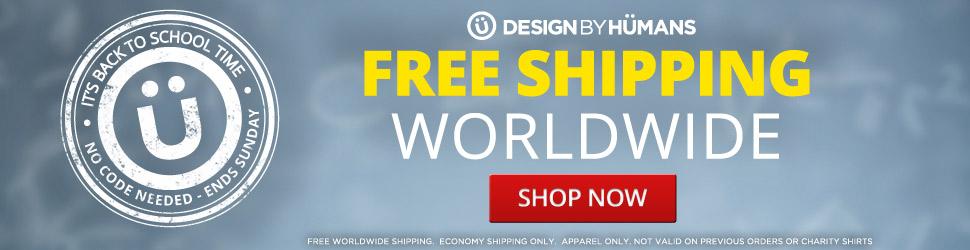 Free Shipping WorldWide DBH T-shirts