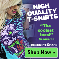Design By Humans Womens Pixel