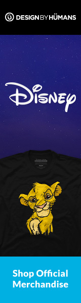 Shop officially licensed Disney apparel at DesignByHumans.com.