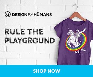 Shop kids tees at DesignByHumans.com!