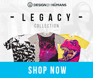 Shop the Legacy Collection for oversized prints and a softer lighter feeling t-shirt.