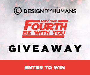Enter to win Star Wars May the Fourth Giveaway @ DesignByHumans.com. Prize pack includes PlayStation or Xbox game console with Star Wars Battlefront, The Force Awakens on DVD or Blu-Ray, and a $100 DBH gift card.