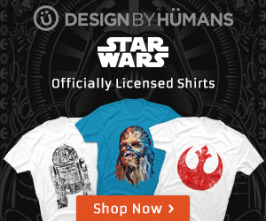 Shop our officially licensed Star Wars store!