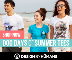 Banner - Dog Days of Summer - 300x250