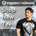 design by humans tees