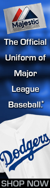 Majestic Athletic MLB Banner