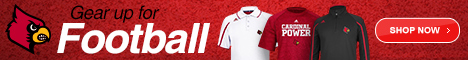 Shop Louisville Cardinals Apparel