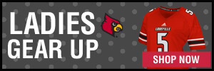 Shop Ladies gear at the official online store of the Louisville Cardinals!