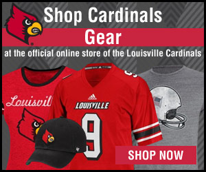 Shop Cardinals gear at the official online store of the Louisville Cardinals!