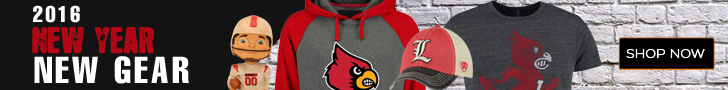 New Louisville 2016 Team Gear