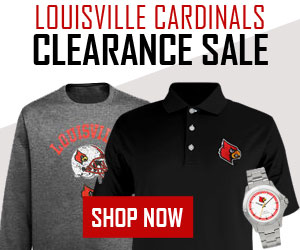 Shop Louisville Cardinals Football Gear
