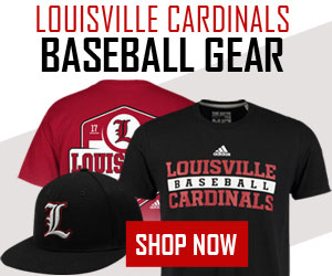Shop Louisville Cardinals Baseball Gear