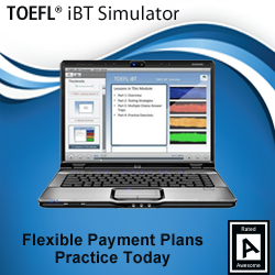 Try a Free TOEFL Test